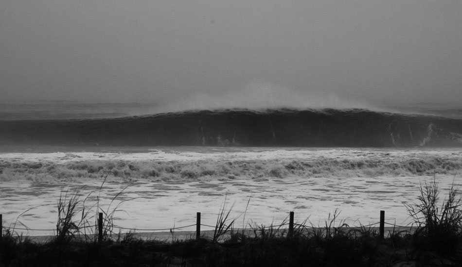 "That wave looks about as ominous as a wave can look. And it\'s from Maryland. Photo: <a href=""http://nickdennyphotography.tumblr.com/\"" target=_blank>Nick Denny</a>"