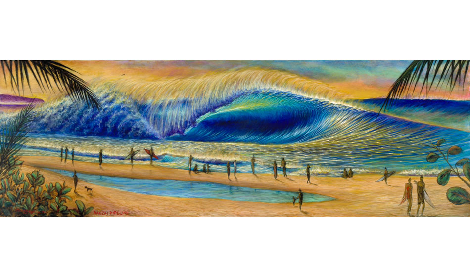 """Banzai Pipeline.\"" 2013.