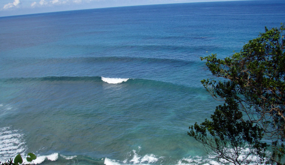 La Preciosa is always bigger, better, and more dangerous than it looks from the cliffs.