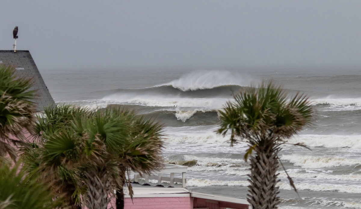 New Smyrna Beach, Fl. Photo: Grant Hesse