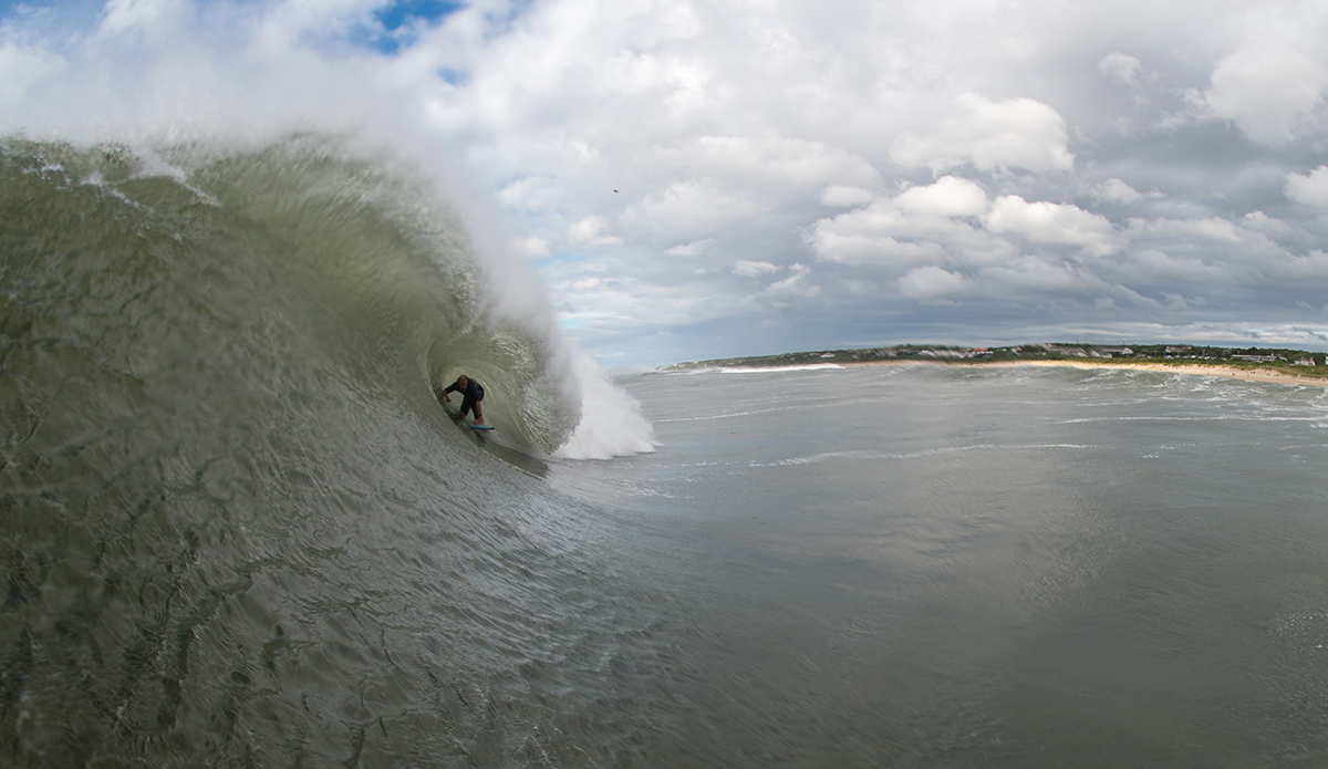Pat Fallon - Montauk, NY. Photo:  Justin Burkle