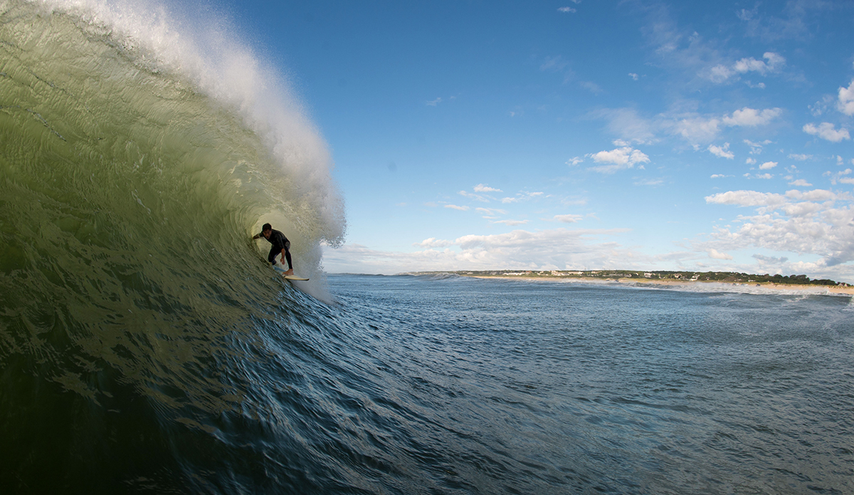 Chico Koch - Montauk, NY. Photo:  Justin Burkle