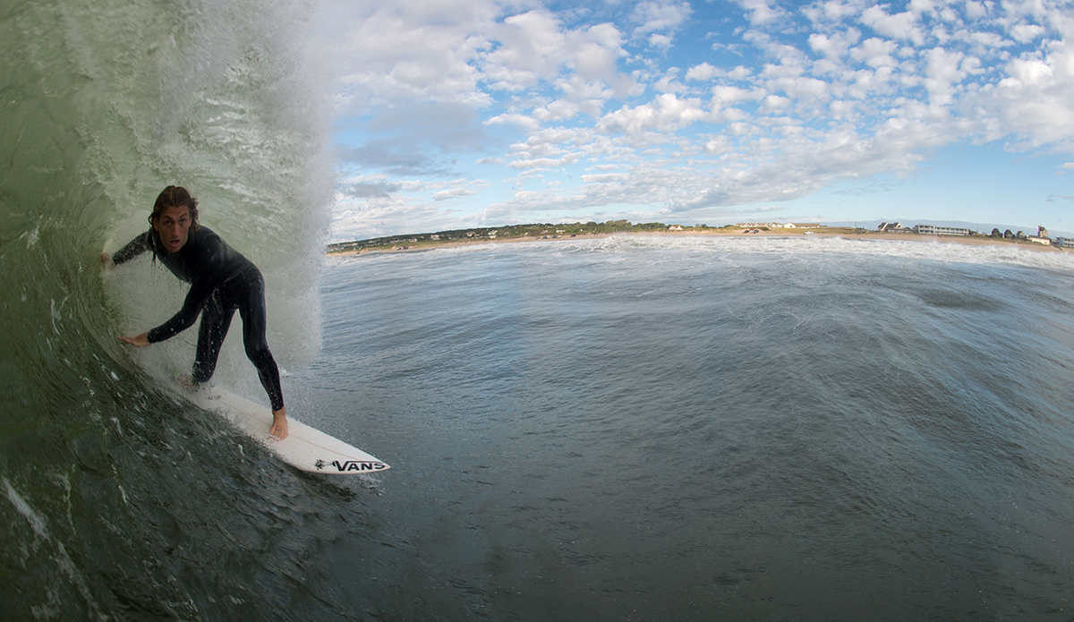 Pat Schmidt - Montauk, NY. Photo:  Justin Burkle