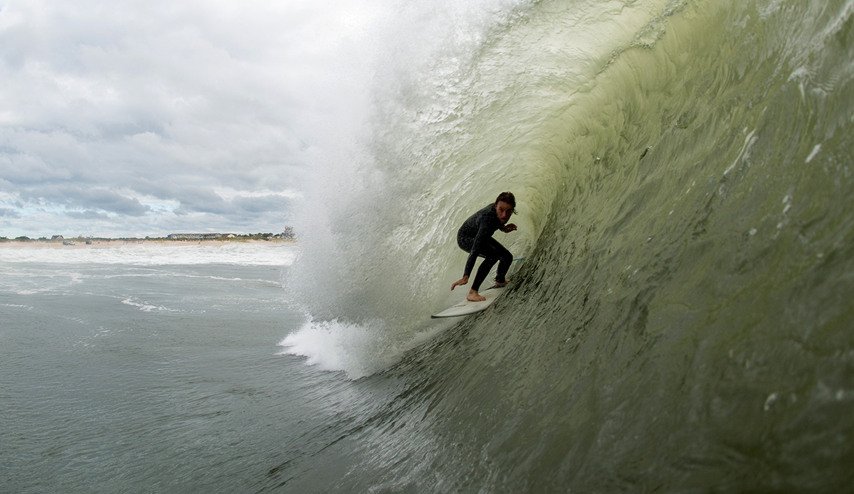 Dave Rodman - Montauk, NY. Photo:  Justin Burkle