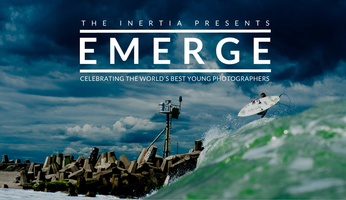 """We\'re proud to unveil EMERGE, our inaugural photo feature showcasing the most talented up-and-coming young surf photographers in the world. Enjoy their work. You'll be seeing it for years to come. Photo: <a href=\""""http://ryanmackphoto.blogspot.com/\""""> Ryan Mack</a>"""