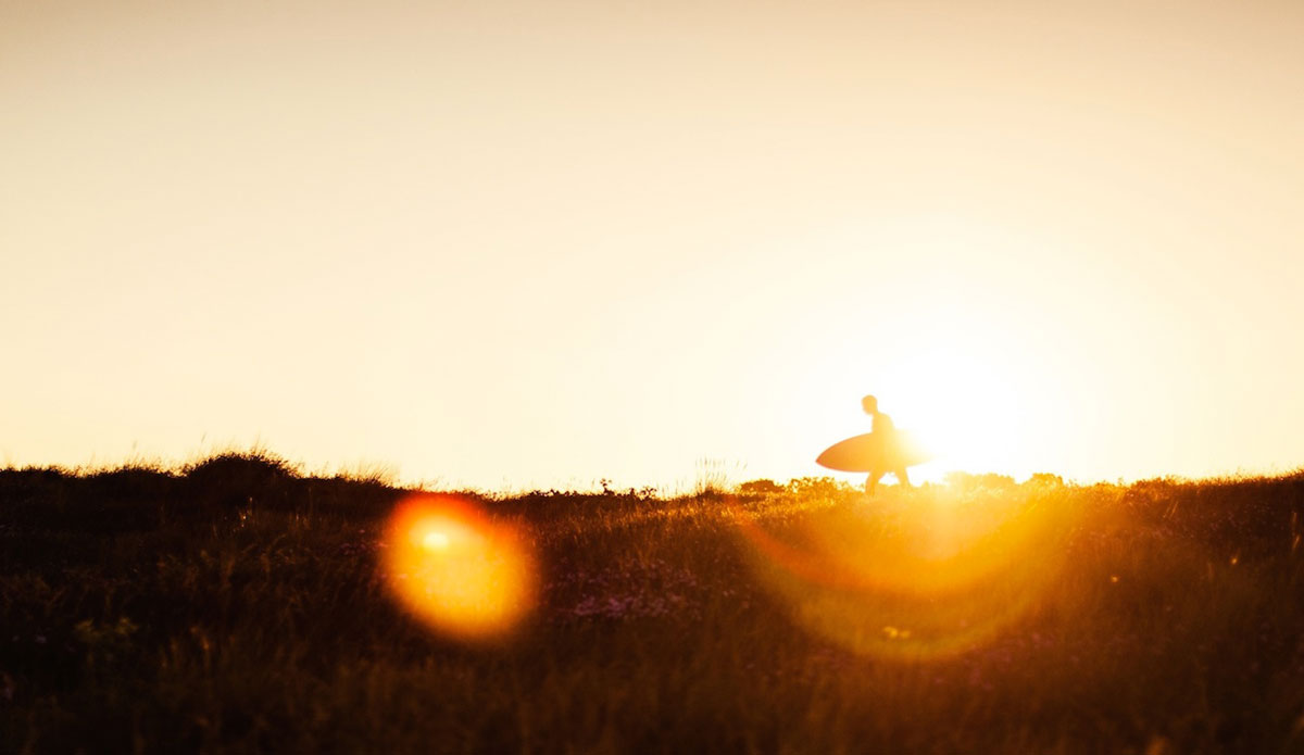 "French Sunrise, probably my favorite moment of the day. Photo: <a href=\""http://instagram.com/ggyselinck\"">Grégoire  Gyselinck.</a>"
