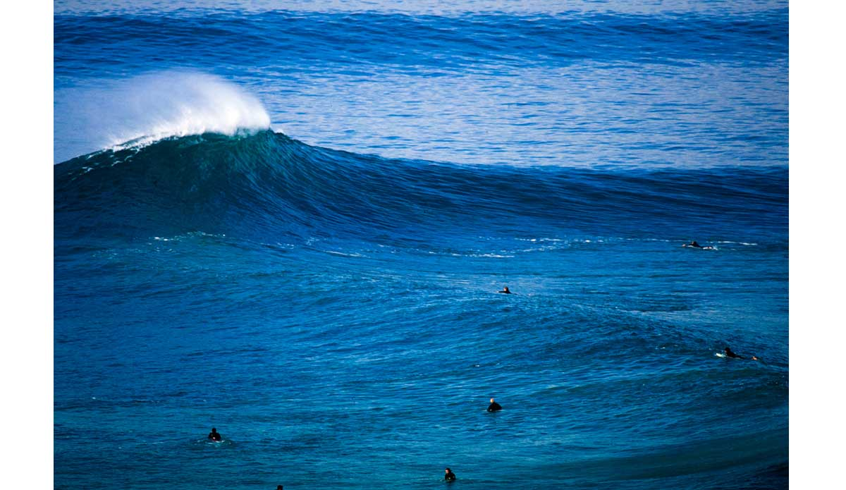 "I used to surf Blacks all the time in the 90\'s when I was in college.  Although, It was not until around 2001, when this image was taken,  that the real love affair began.  I have since shot down at Blacks hundreds of times and it remains my favorite place in San Diego to shoot. Photo: <a href=""http://anthonyghigliaprints.com/\"">Anthony Ghiglia</a>"