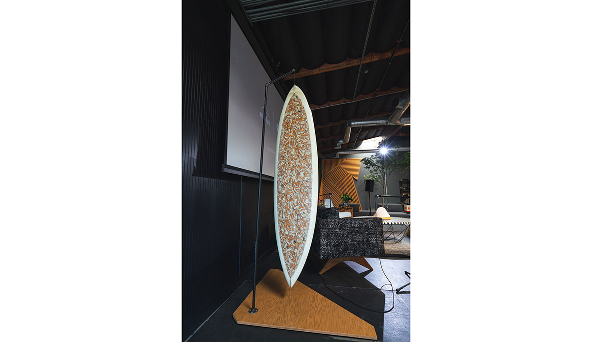 "The infamous ""Cigarette Surfboards\"" were out in full force. Photo: <a href=\""https://jeremybishopphotography.com/\"">Jeremy Bishop</a>"