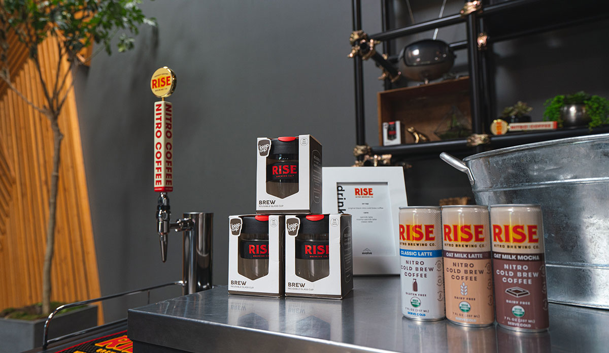 "Rise Brewing Co. kept everyone on their toes with fantastic nitro cold brew coffee. Photo: <a href=""https://jeremybishopphotography.com/\"">Jeremy Bishop</a>"