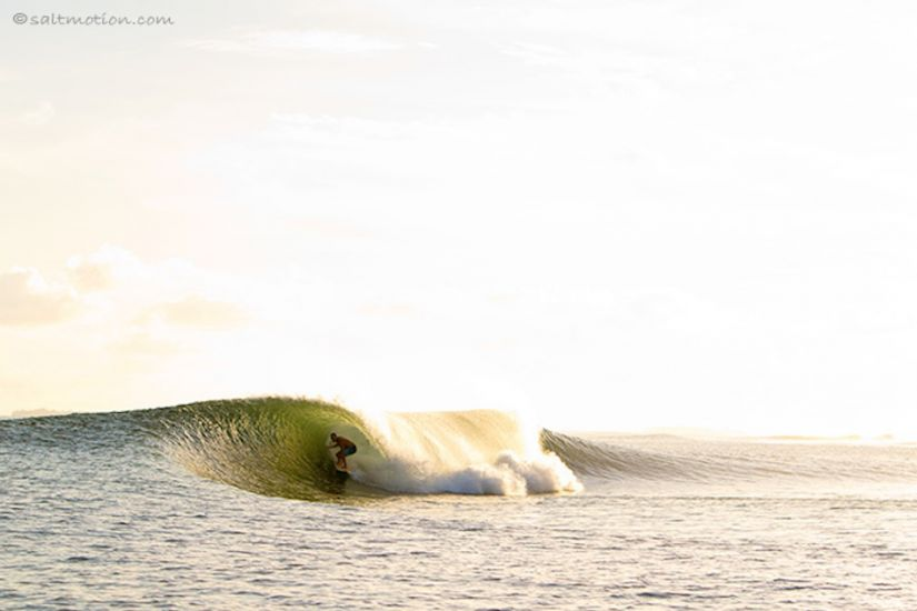 Remote barrels. What\'s not to love?