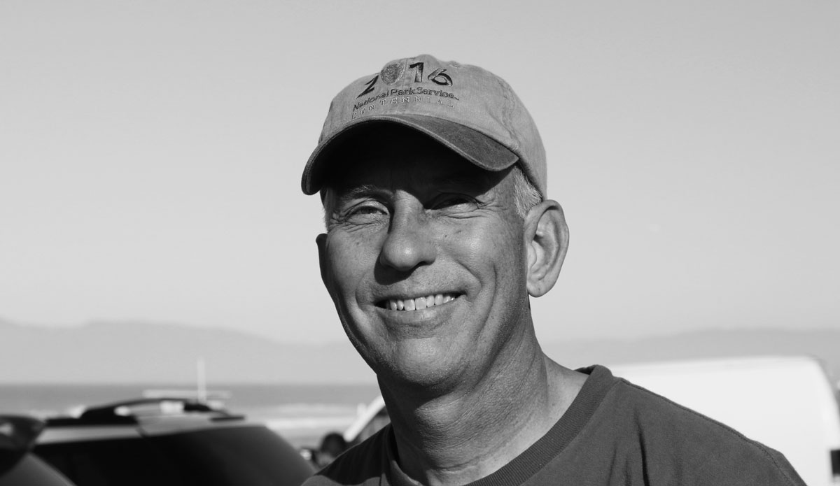 "Roger Shuler: 56; Engineer; Manhattan Beach, CA - ""It's a good place."" What do you like about it? ""The people, the beach, the waves."" Photo: Dunn"