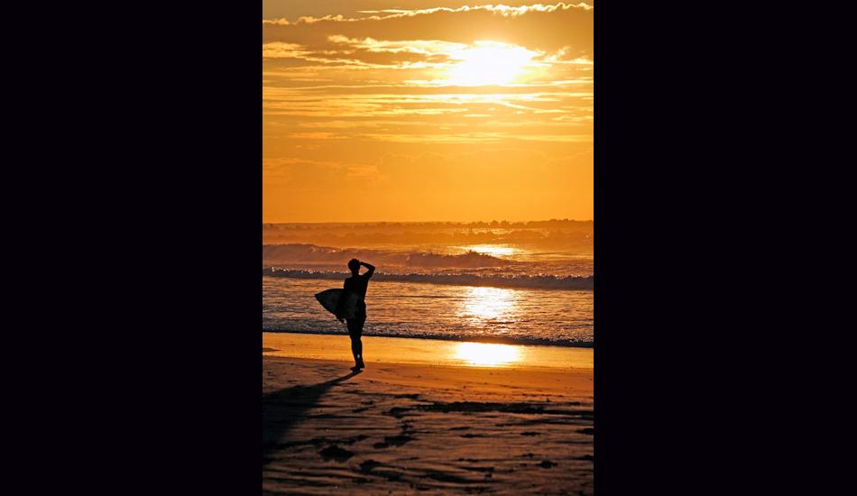 "Wrightville Beach, NC, 2012. Sunrise Surf. Photo: <a href=\""http://www.chrisfrickphotography.com/\"" target=_blank>Chris Frick</a>"