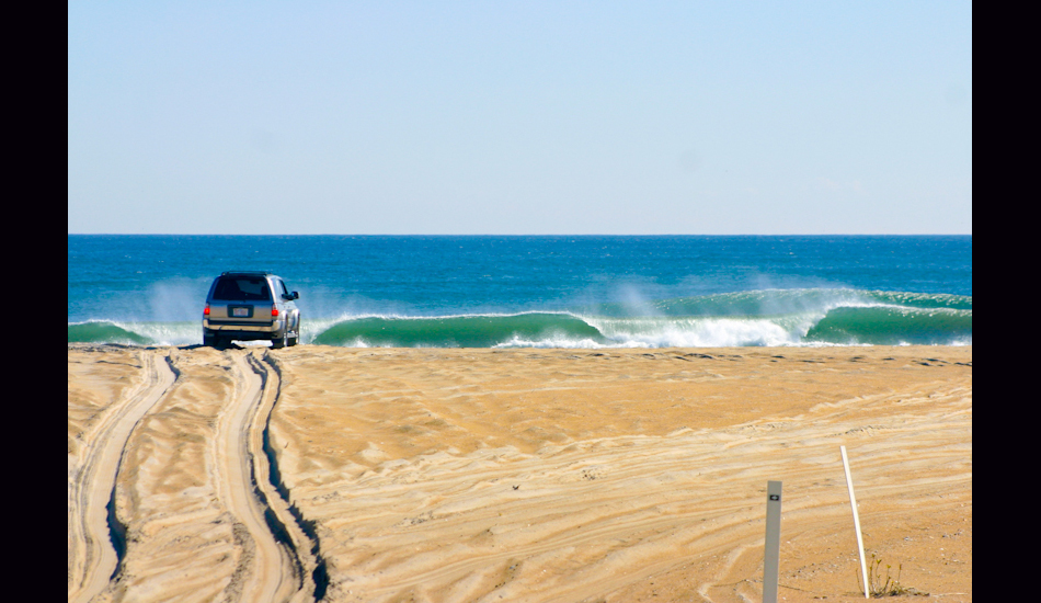 """The Outer Banks, NC, 2012 The Search. Photo: <a href=\""""http://www.chrisfrickphotography.com/\"""" target=_blank>Chris Frick</a>"""