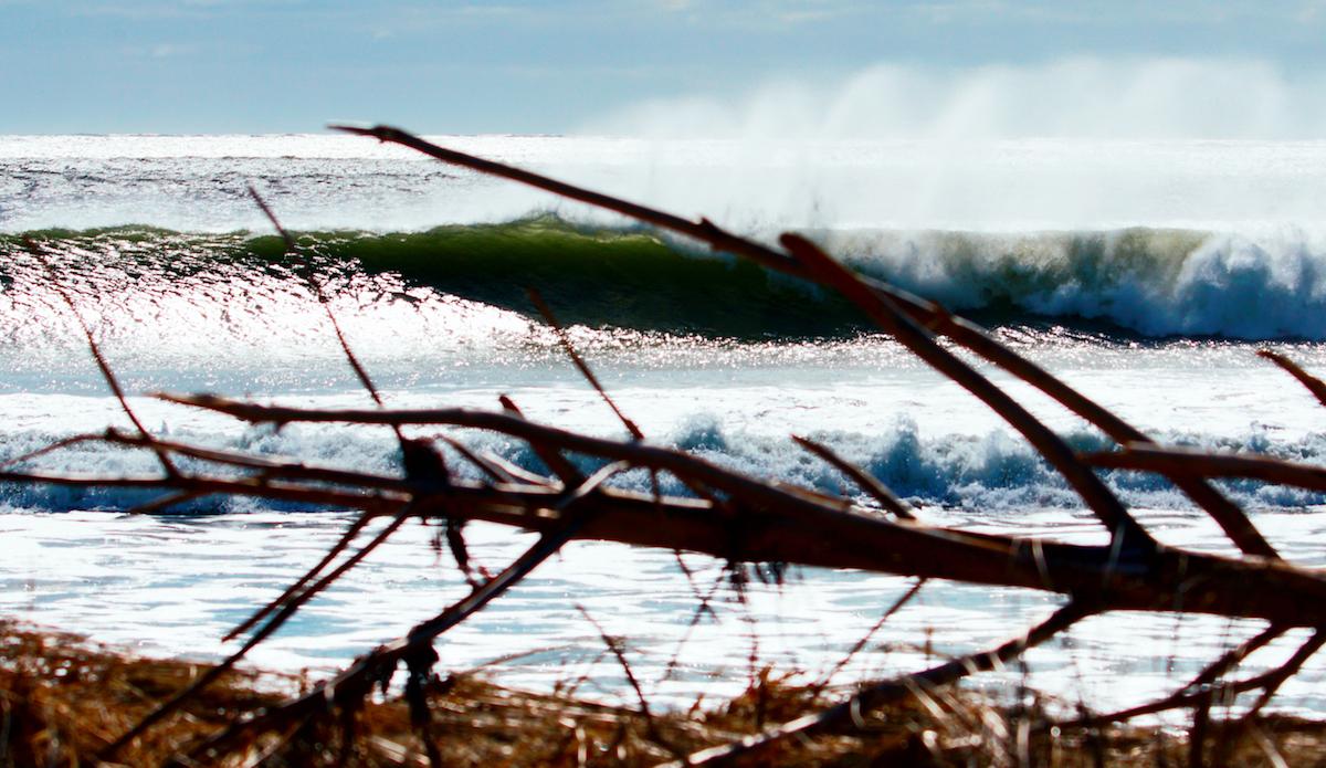 "Love me an empty wave shot. Photo: <a href=\""https://www.instagram.com/gabereuben/?hl=en\""> Gabe Reuben </a>"