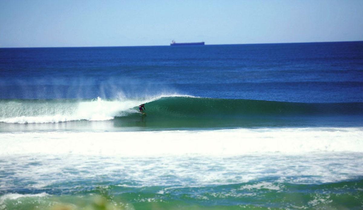 Australia. Pumping. Photo: Cody Welsh