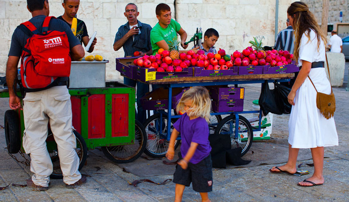 Israel. Photo: Cody Welsh