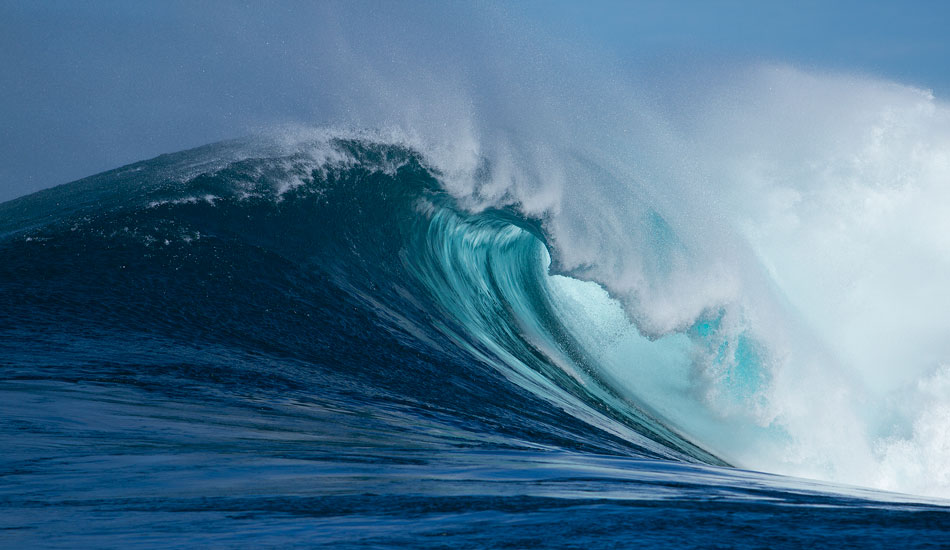 """There is so much beauty in the beast. Photo: <a href=\""""http://www.mavsurfer.com\""""> Frank Quirarte.</a>"""