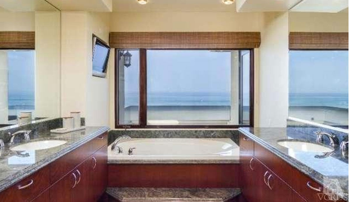 If you\'re taking a bath and the waves turn on, you won\'t miss out.
