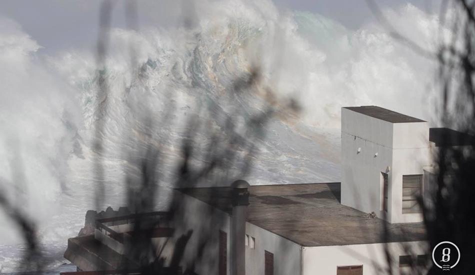 """Just a bit of white water. Porto Moniz, Portugal. Photo: <a href=\""""https://www.facebook.com/8Oito\""""> 8Oito Photo</a>"""
