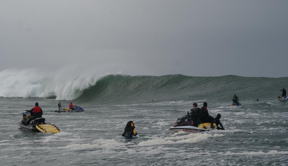 "#1 in a massive sequence. Photo: Michal Czubala/<a href=\""https://www.facebook.com/OffshoreWatersportsMullaghmore\"">Offshore Watersports Mullaghmore</a>"