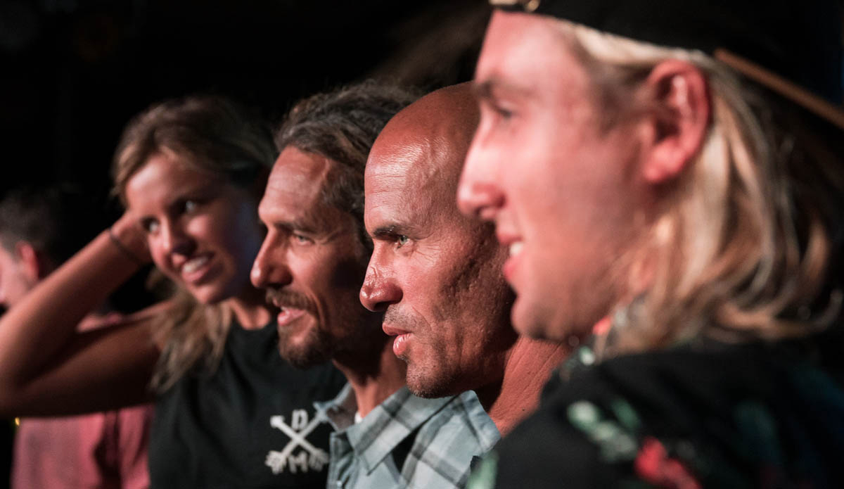 It\'s not every day you get to meet and chat with your heroes. This day, though, was different. Photo: Juicewhale
