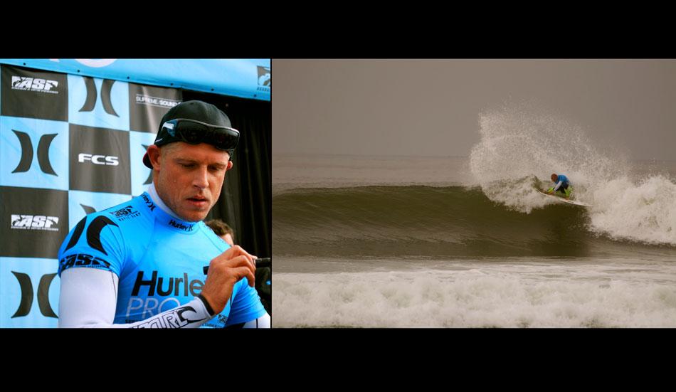 "Mick Fanning, showing results. Photo:<a href=\""http://patrickhourihanmedia.com/\"" target=_blank>Patrick Hourihan</a>."