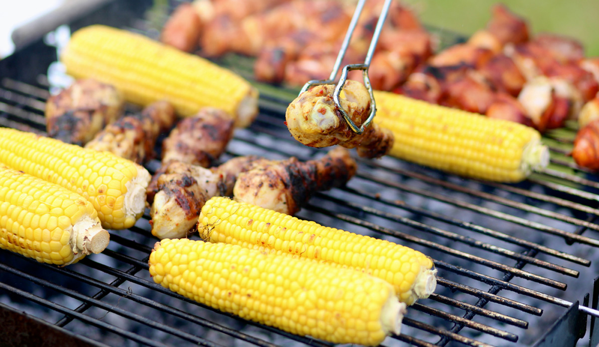 3. BBQ. That's something I always think about when it comes to summer. You have to BBQ. Photo: Shutterstock