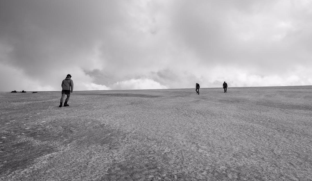 Sometimes, Iceland can be hostile Sometimes Iceland can be hostile. Photo: Ben Bireau / PuraVida Images