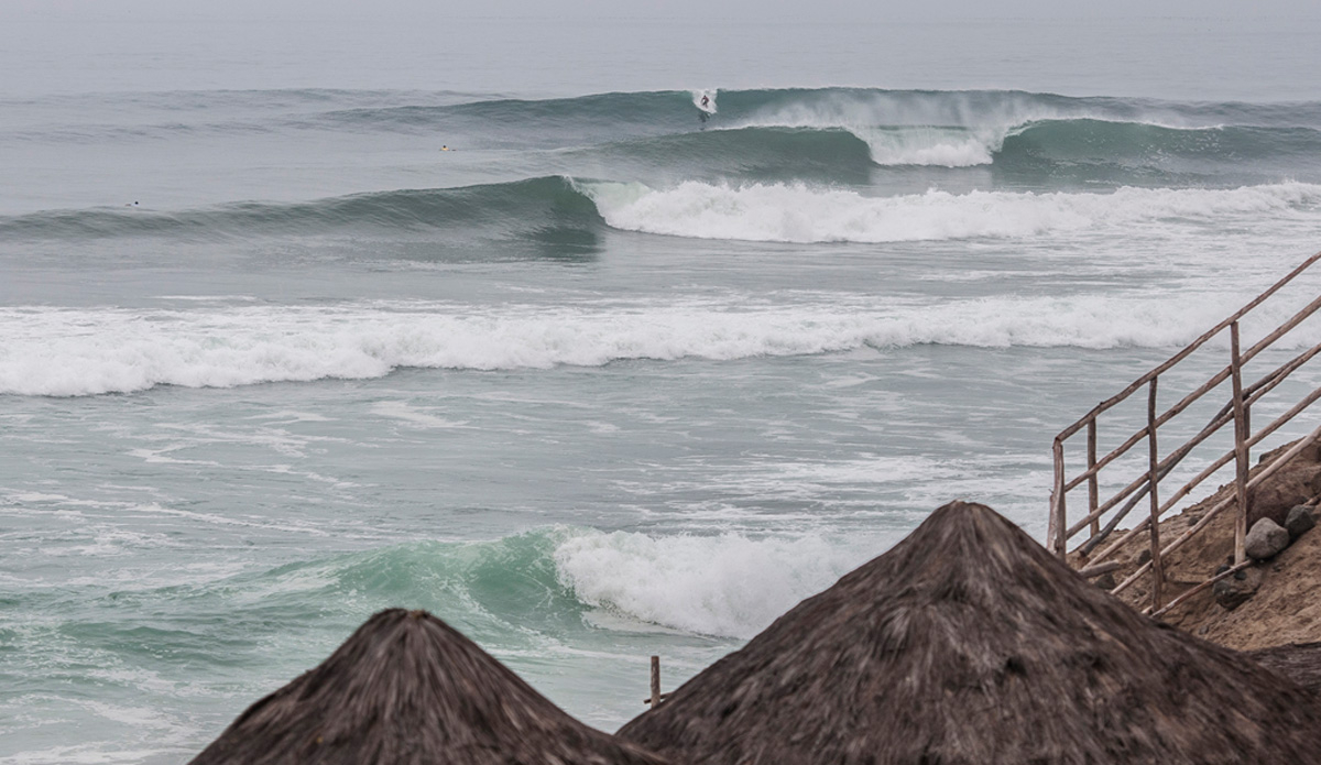"Punta Rocas, Peru. Photo: <a href=\""http://www.isasurf.org/\"">ISA | Rommel</a>"