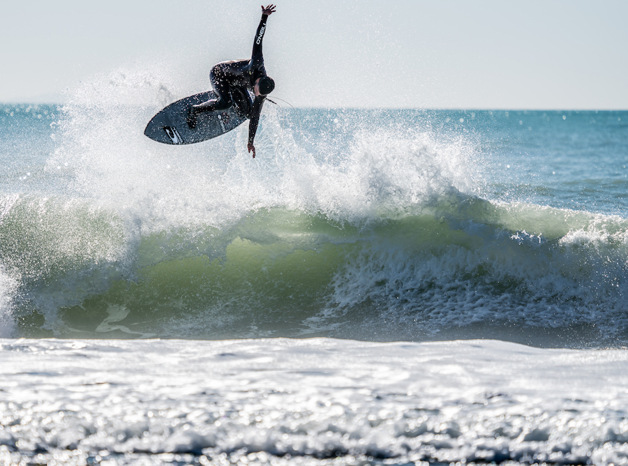The Italian surf scene has rapidly come into its own.