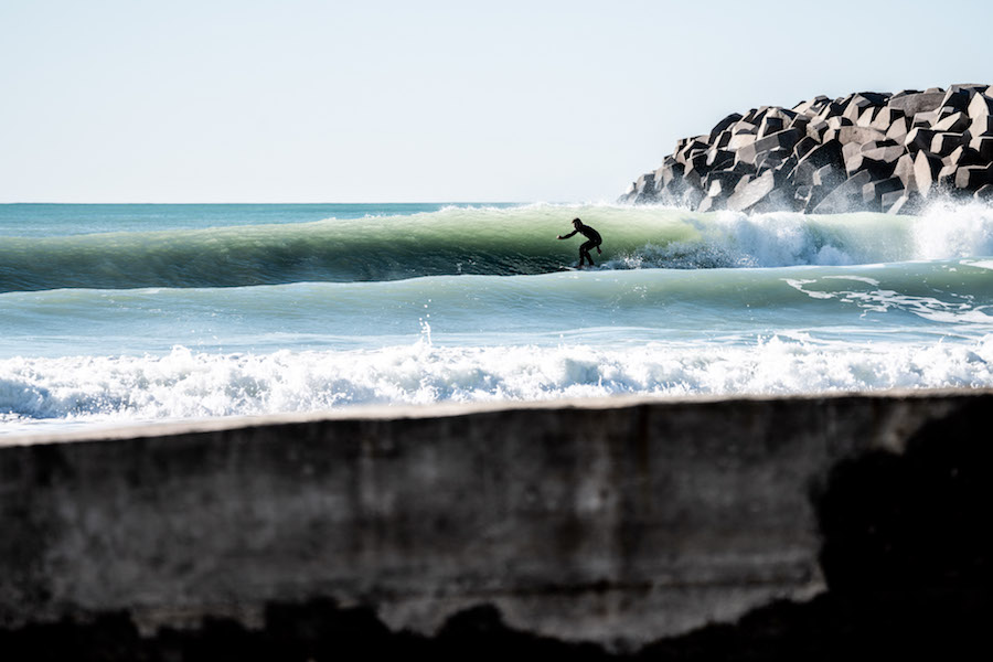 Many Italian surfers are itching to get back in the waves.