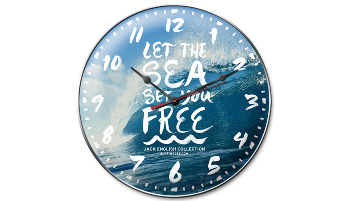 Wall clock distributor gallery home wall decoration ideas these surfing wall clocks are infinitely cooler than regular wall distributor of ideas amipublicfo gallery amipublicfo Gallery