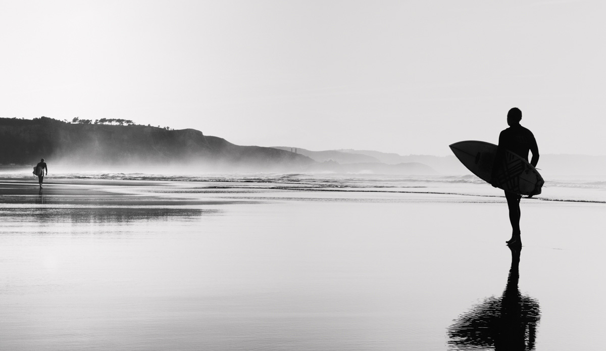 """With low tide conditions, don\'t expect too many people around. Photo: <a href=\""""http://www.jaiderlozano.com/\"""">Jaider Lozano</a>"""