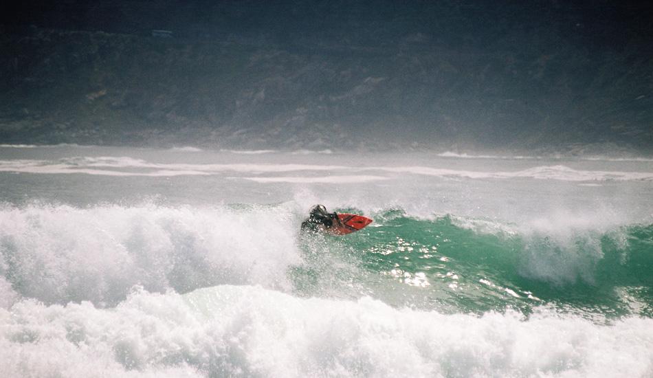 Chris Brehem, finding his place. Photo: Jared Aufrichtig
