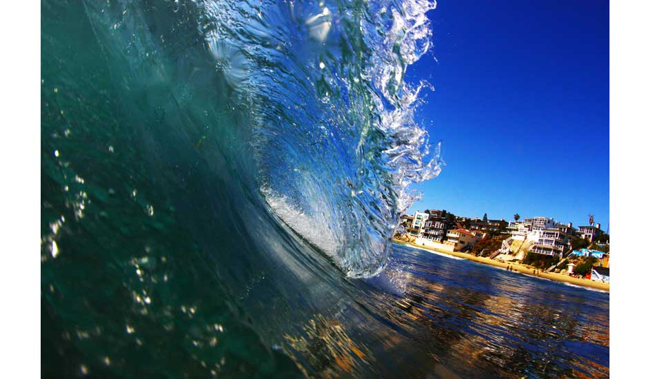 Thalia St., Laguna Beach, Calif. Photo: Jason Naudé