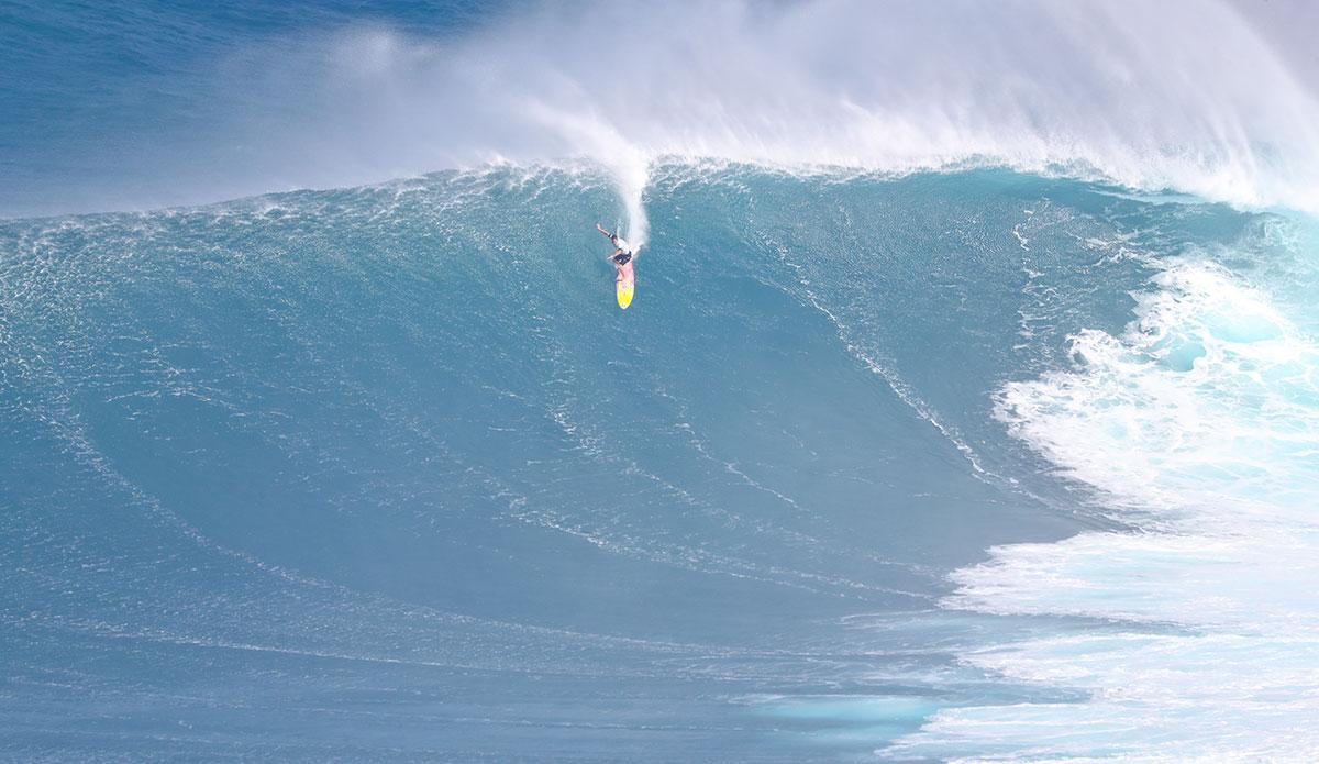 "Makua Rothman is big wave royalty. Photo: <a href=\""https://www.instagram.com/aaronlynton/\"">Aaron Lynton</a>"