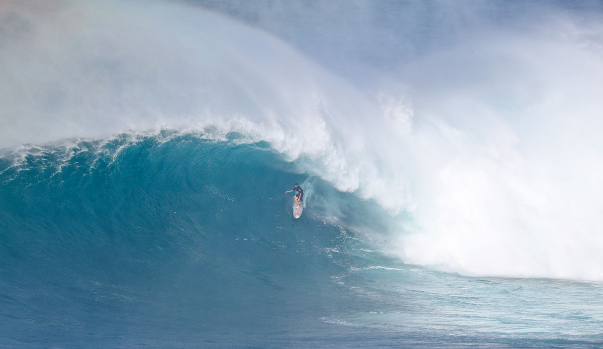 """Nathan Florence looking way too comfortable in a very uncomfortable place. Photo: <a href=\""""https://www.instagram.com/aaronlynton/\"""">Aaron Lynton</a>"""