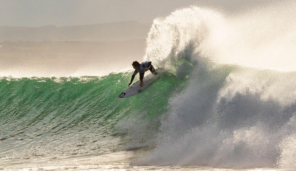 Ian Gouveia. Photo: WSL