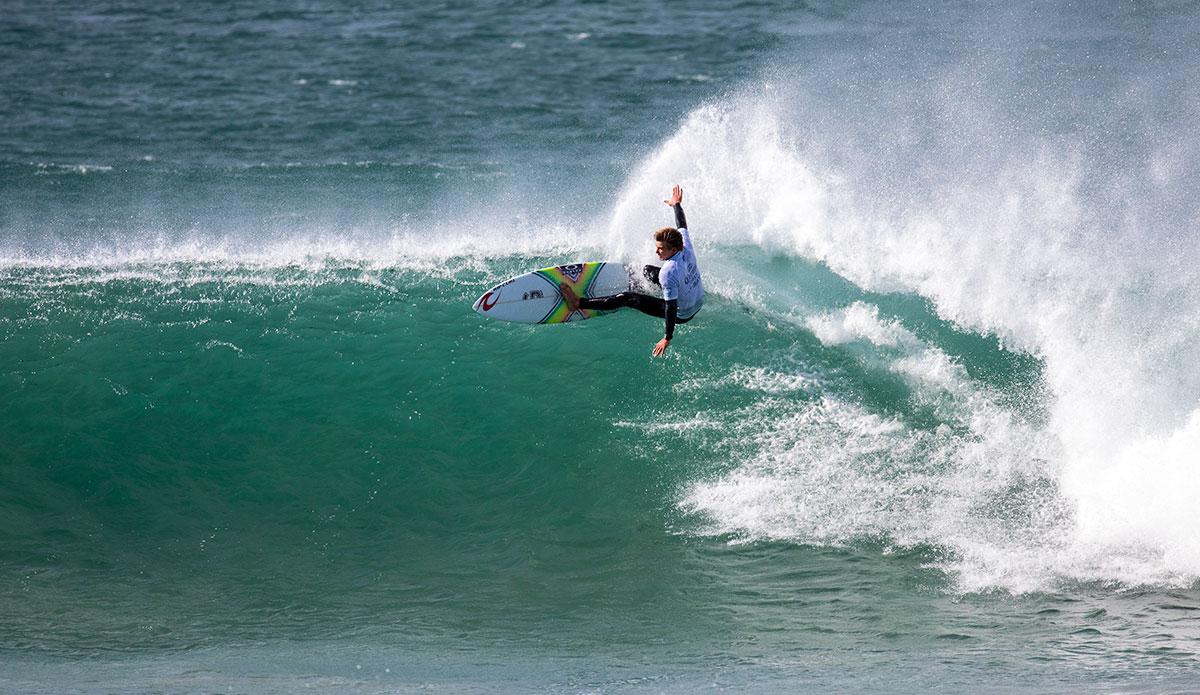 Matthew McGillivray. Photo: WSL