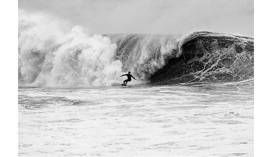 """Sam Hammer. Bay Head, New Jersey. Doomsday swell. Sam tucked into this bomb and made it out just fine. Photo: <a href= \""""http://joanneosh.zenfolio.com/\"""" target=_blank>Joanne O\'Shaughnessy</a>"""