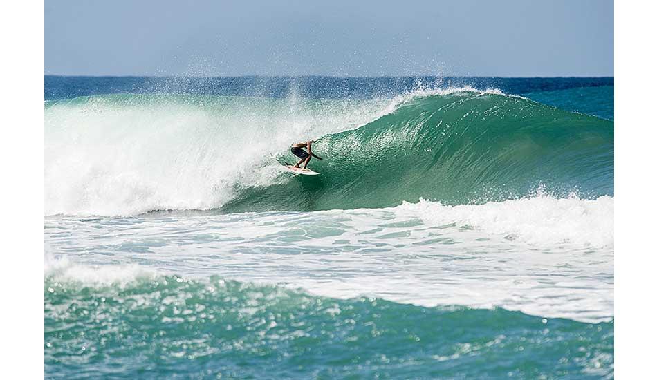 "Brett Barley in Puerto Rico. Photo: <a href= \""http://joanneosh.zenfolio.com/\"" target=_blank>Joanne O\'Shaughnessy</a>"