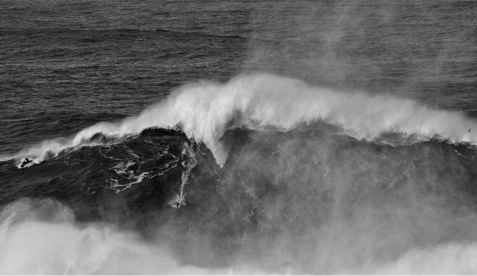 "Around 9, Andrew Cotton got this massive one. Photo: <a href= \""http://joaobracourt.com/\"" target=_blank>Joao Bracourt.</a>"