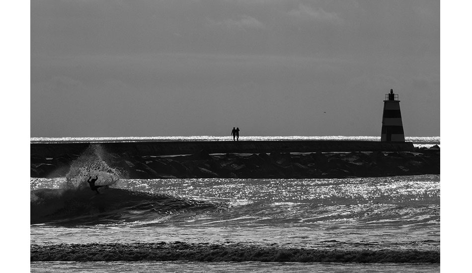 "Former World Tour surfer Pedro Henrique preferred the lefts. Photo: <a href= \""http://joaobracourt.com/\"" target=_blank>Joao Bracourt.</a>"