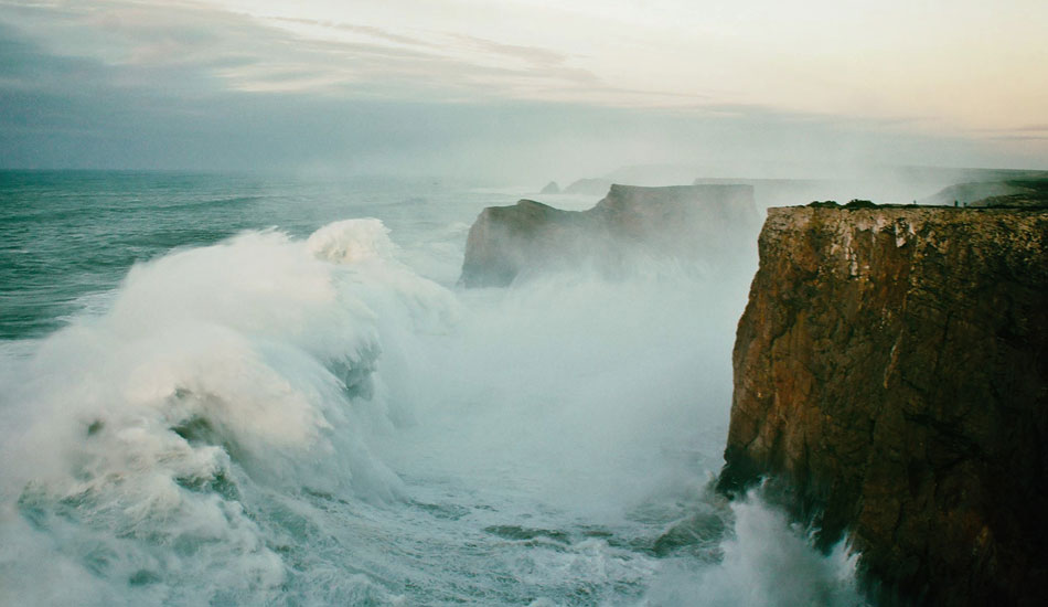 Meanwhile, in Sagres… Photo: Andre Rapala