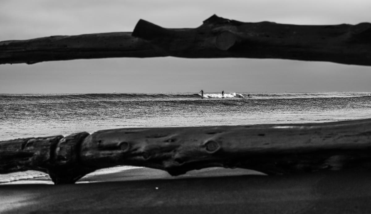 Bolinas Beach.