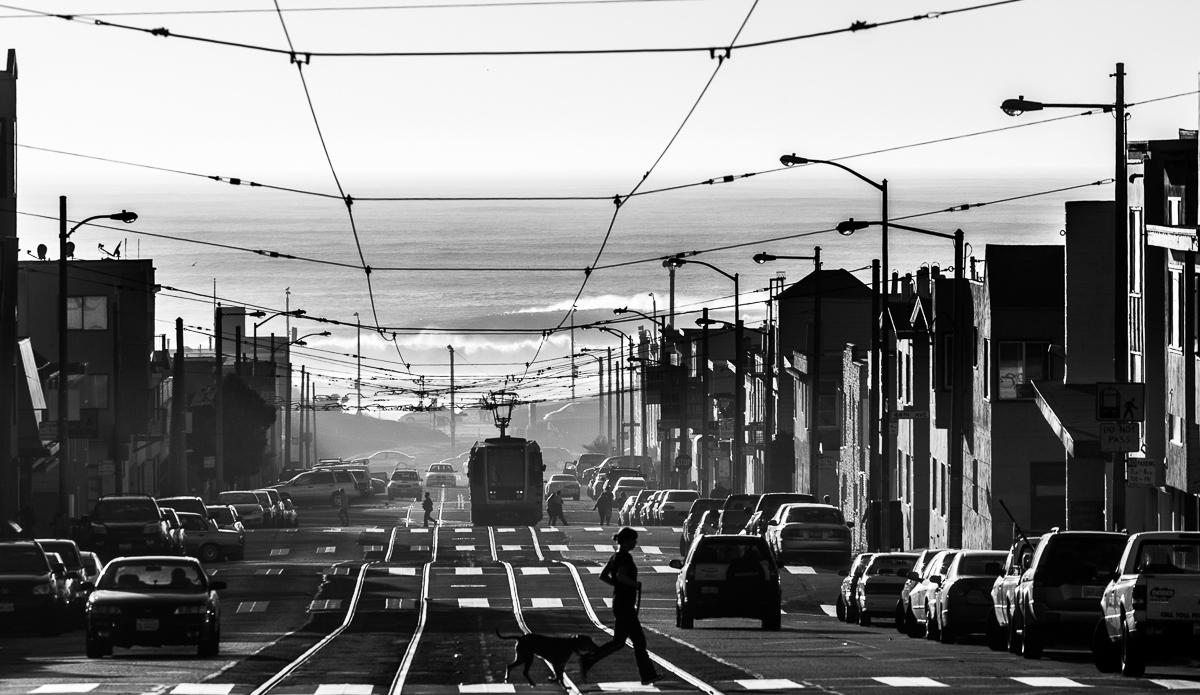 San Francisco postcard.