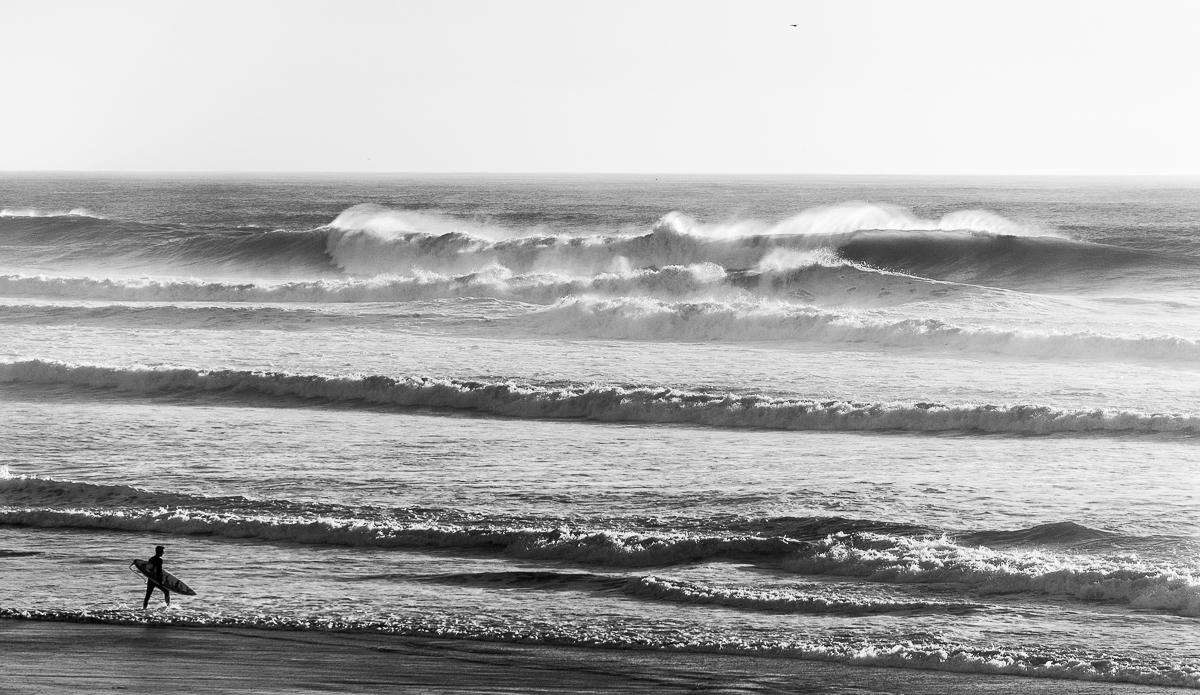 Big day at Ocean Beach.
