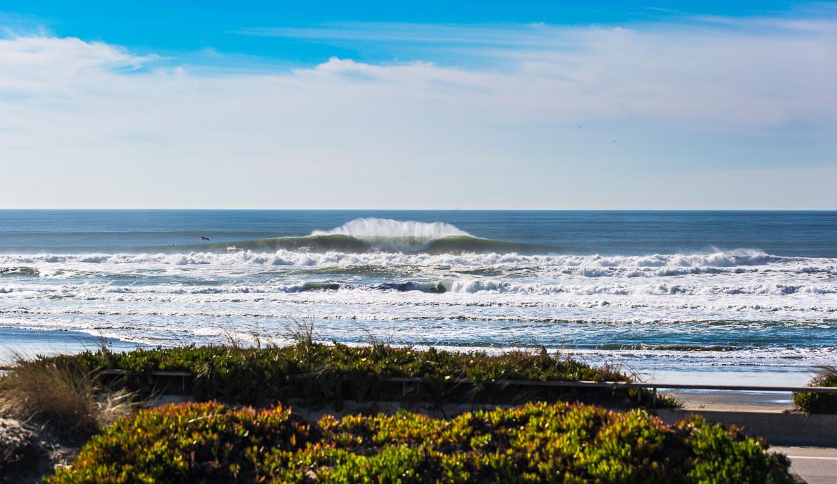 Ocean Beach A Frame.