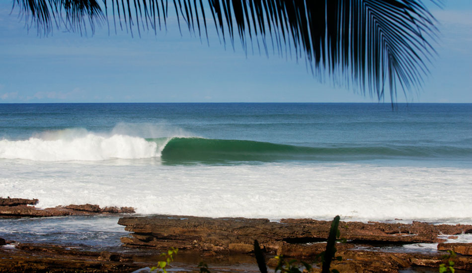 I shot two sets before I couldn\'t stand seeing these waves go unridden and paddled out.