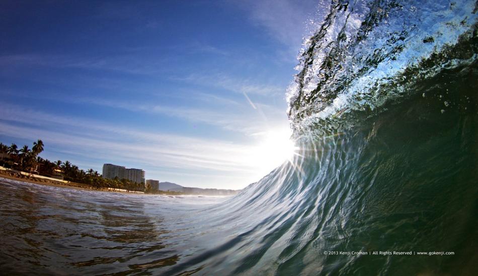 Secret mexico surf spot the inertia for Secret fishing spots near me